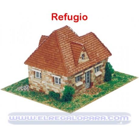 Maqueta Refugio