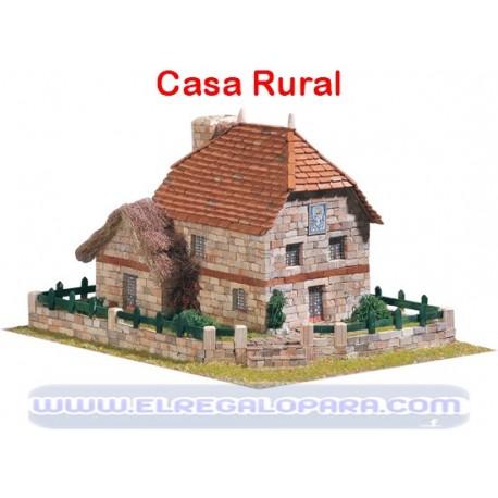 Maqueta Casa Rural