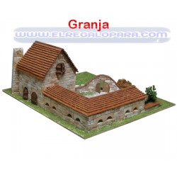Maqueta Granja