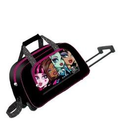 Monster High bolso viaje con ruedas