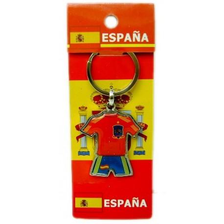 Llavero selección española de fútbol