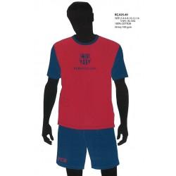 Pijama niño del Fútbol Club Barcelona