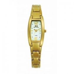 Reloj Time Force señora dorado TF2297L05M