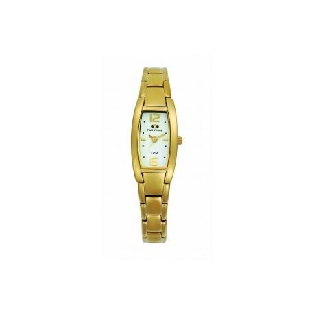 Reloj Time Force señora dorado TF2297L05M