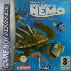 Buscando a Nemos Game Boy Advance