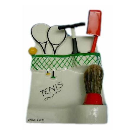 Set de aseo y afeitado Tenis