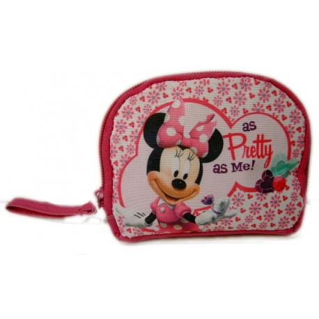 Monedero Minnie Mouse