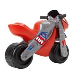 Correpasillos moto feber 2 racing con casco