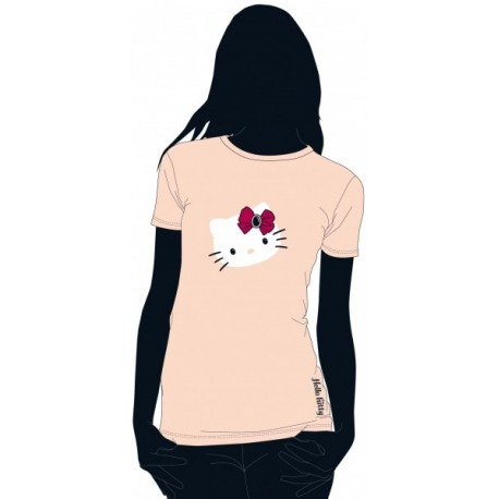 Camiseta Hello Kitty adulto