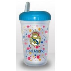 Vaso entrenamiento bebé Real Madrid