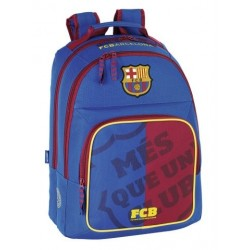 Mochila grande Fútbol Club Barcelona 42cm adaptable a carro