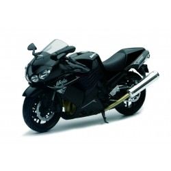 Kawasaki Ninja ZX-14 2011 escala 1:12 New Ray