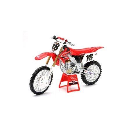 Moto Honda CRF450R RedBull Racing New-Ray 1:12