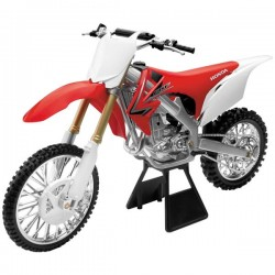 Moto Honda CRF450R New-Ray 1:12