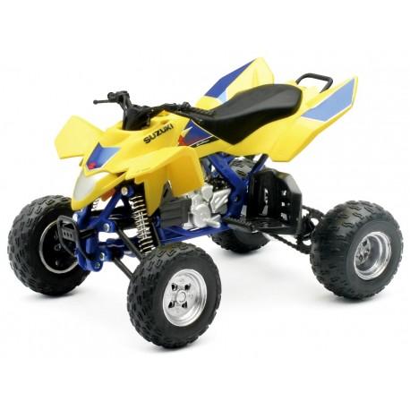 Quad Suzuki Quadracer R450 New Ray 1:12 - comprar motos escala