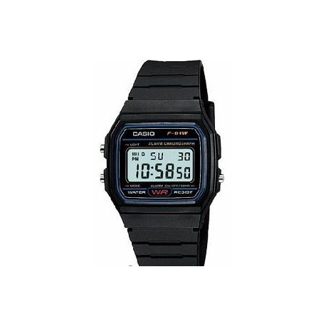 Reloj caballero Casio f91
