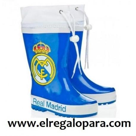Botas de agua del Real Madrid - Tienda productos originales del Real Madrid