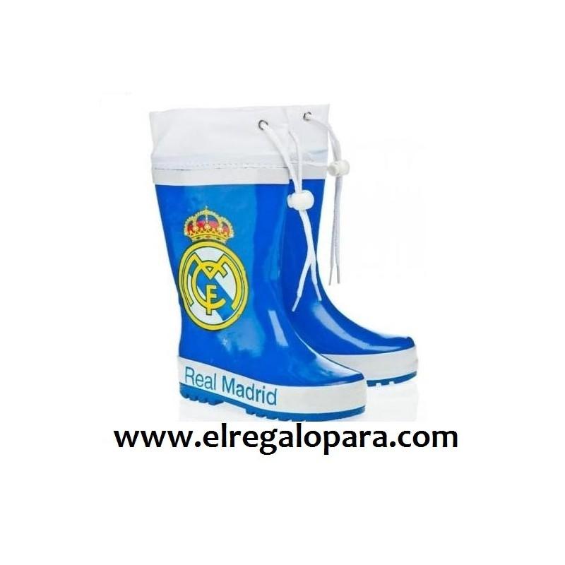 Botas de agua del real madrid comprar originales tienda - Botas de seguridad madrid ...