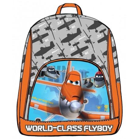 Mochila adpatable a carro Aviones Planes Disney Dusty 41cm