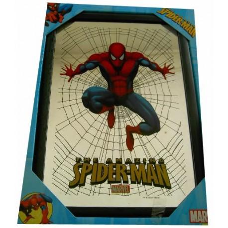 Espejo de Spiderman