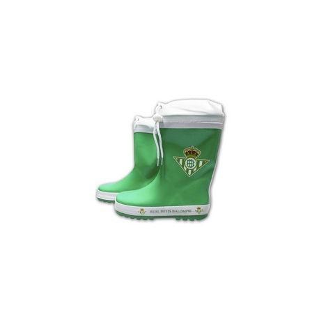 Botas de agua del Real Betis