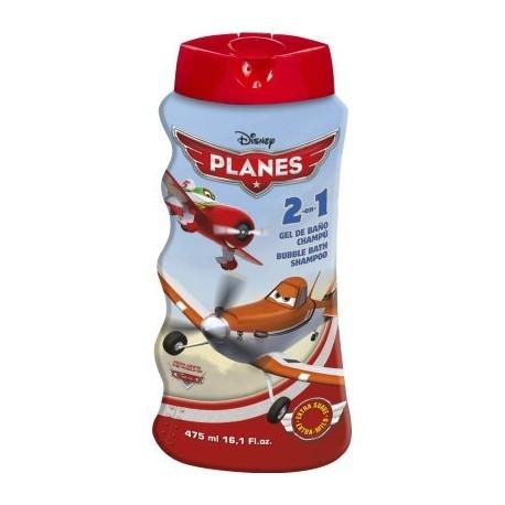 Gel de baño 475ml Planes Dusty