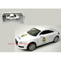 Audi TT Real Madrid escala 1:43 Newray