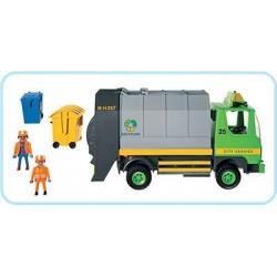 Playmobil 3121 Camión de basura