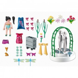 Playmobil 5489 Escaparate con Luces LED