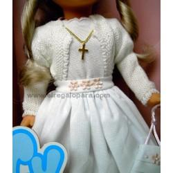 Nancy Muñeca recuerdo mi primera comunión 40cm