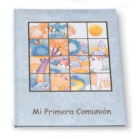 Libro mi primera comunión musical incluye funda DVD
