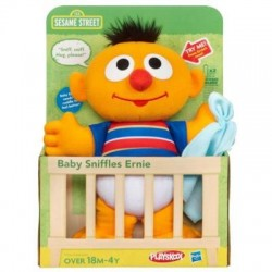 Muñeco Bebé Epi de Barrio Sesamo