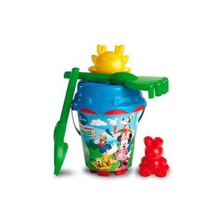 Conjunto cubo de playa de Mickey Mouse