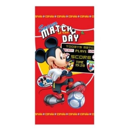 Toalla Mickey Mouse - Comprar tienda mickey productos oficiales