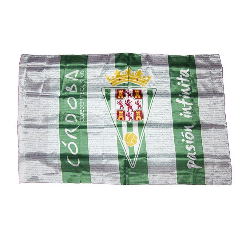 00cae0b9f1d1f Bandera Córdoba Club de Fútbol himno - Comprar tienda productos ...