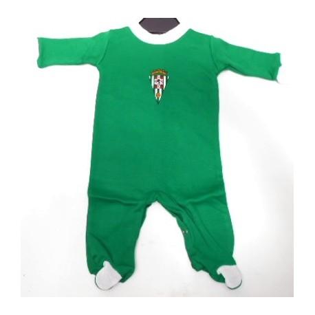 Pelele bebé Córdoba Club de Fútbol