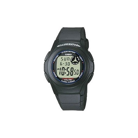Relojes Casio F-200W-1A