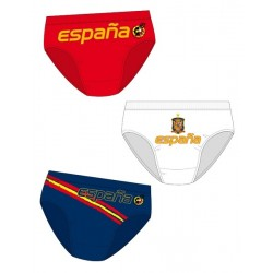 ck Calzoncillos Slip Selección Española niño