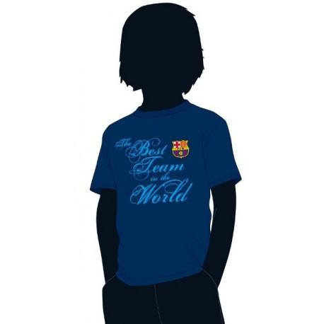 Camiseta niño FC Barcelona