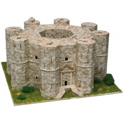 Maqueta Castel del Monte - Italia - Aedes Ars 1008