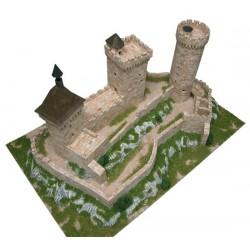 Maqueta Château de Foix - Francia - Aedes Ars 1010