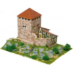Maqueta Burg Grenchen - Suiza - Aedes Ars 1052