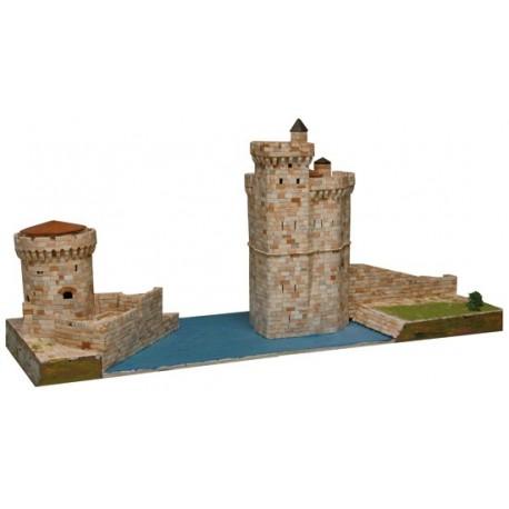 Maqueta Torres de La Rochelle - Francia - Aedes Ars 1267