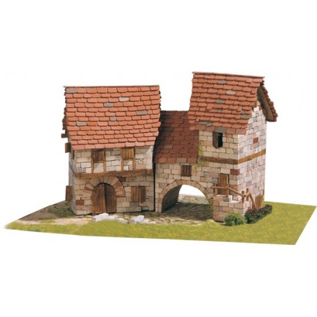 Maqueta diorama refugio - Aedes Ars 1407