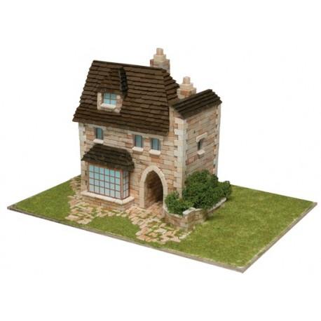 Maqueta diorama Casa Inglesa - Aedes Ars 1413