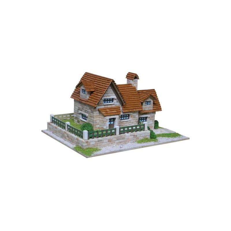 Maqueta diorama chalet aedes ars 1417 comprar tienda maquetas aedes ars 1409 - Maquetas de chalets ...