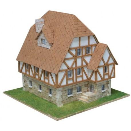 Maqueta diorama Casa Alemana - Aedes Ars 1418