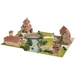 Maqueta diorama Conjunto rural - Aedes Ars 1456