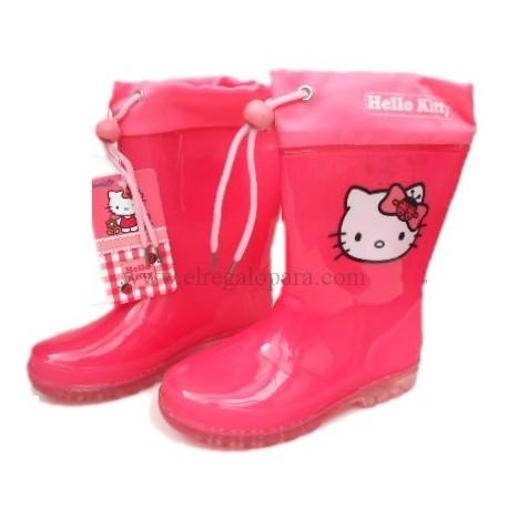 Botas de agua Hello Kitty