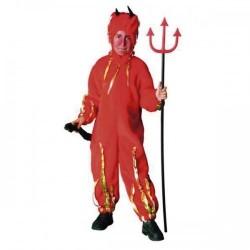 Disfraz diablo niño tallas 4-6